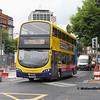 Dublin Bus SG190, O'Connell St Dublin, 25-07-2016