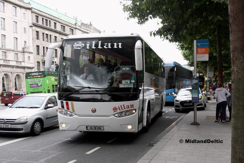 Sillan 08-CN-888, O'Connell St Dublin, 25-07-2016