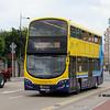 Dublin Bus SG80, East Wall Rd Dublin, 25-07-2016