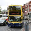 Dublin Bus AV239, Amiens St Dublin, 25-07-2016