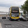 Dublin Bus EV100, Marine Road Dún Laoghaire, 25-07-2016