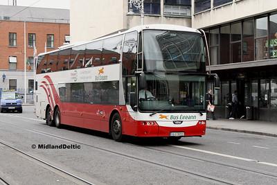 Bus Éireann LD306, Store St Dublin, 25-07-2016