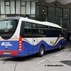 Ulsterbus 1043, Busáras, 25-07-2016