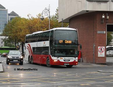 Bus Éireann LD314, Amiens Street Dublin, 31-10-2016