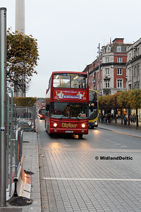 Dualway 00-D-70136, O'Connell St Dublin, 31-10-2016