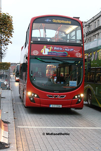 Dualway 151-D-25981, O'Connell St Dublin, 31-10-2016