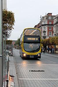 Dublin Bus SG141, O'Connell St Dublin, 31-10-2016