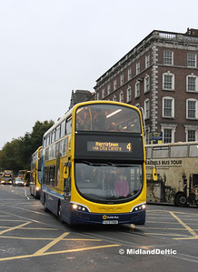 Dublin Bus SG68, O'Connell Bridge Dublin, 31-10-2016