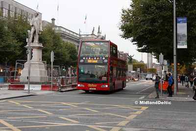 Dualway 07-D-29, O'Connell St Dublin, 31-10-2016