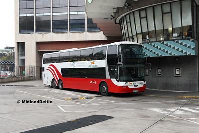 Bus Éireann LD306, Busáras, 31-10-2016