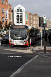 Bus Éireann VWL312, Patrick St Limerick, 12-10-2016