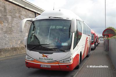 Bus Éireann SP41, Limerick Bus Station, 12-10-2016