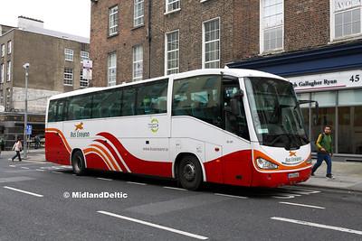 Bus Éireann SC257, O'Connell St Limerick, 12-10-2016