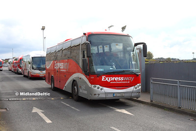 Bus Éireann LC21, Limerick Bus Station, 12-10-2016