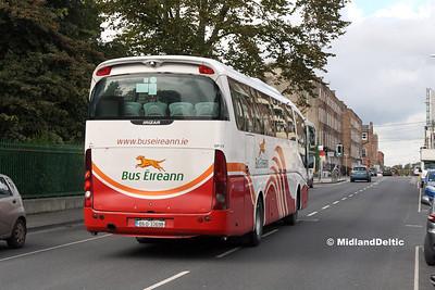 Bus Éireann SP15, Upper Mallow St Limerick, 12-10-2016