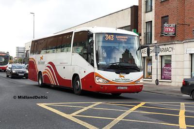 Bus Éireann SC259, Sarsfield St Limerick, 12-10-2016
