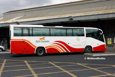 Bus Éireann SC245, Limerick Bus Station, 12-10-2016