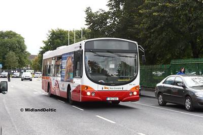 Bus Eireann VWL180, Upper Mallow St Limerick, 12-10-2016
