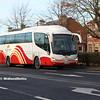 Bus Éireann SP88, James Fintan Lawlor Ave Portlaoise, 22-11-2016