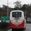 Bus Éireann SC246, James Fintan Lawlor Ave Portlaoise, 01-03-2016