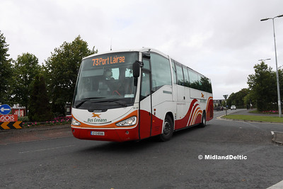 Bus Éireann SC246, James Fintan Lawlor Ave Portlaoise, 01-09-2016