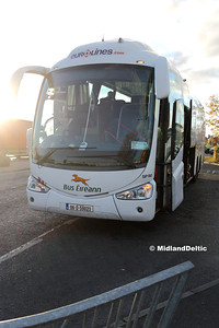 Bus Éireann SP90, James Fintan Lawlor Ave Portlaoise, 01-11-2016