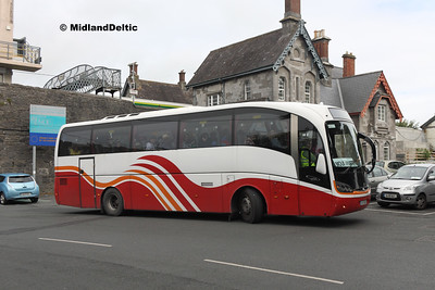 Martley's 04-D-60825, Portlaoise Station, 02-09-2016