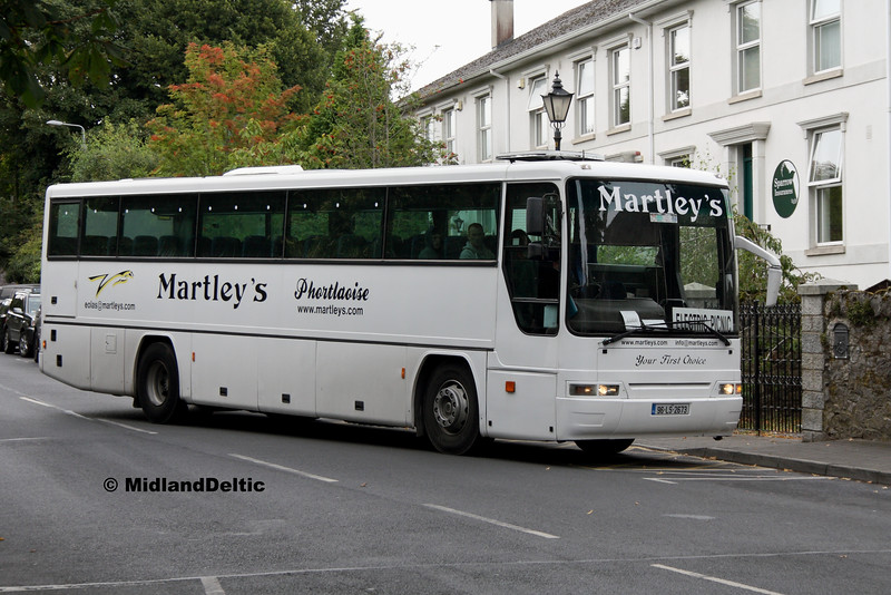Martley's 96-LS-2673 , Portlaose Station, 02-09-2016