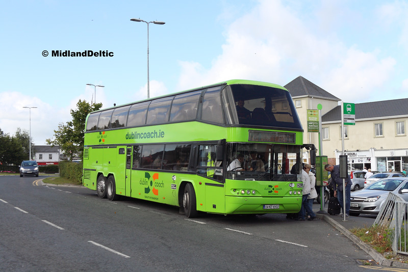 Dublin Coach 04-KE-16102, James Fintan Lawlor Ave Portlaoise, 02-09-2016