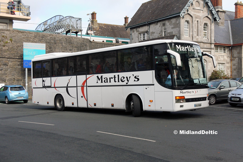 Martley's 03-LS-6096, Portlaose Station, 02-09-2016