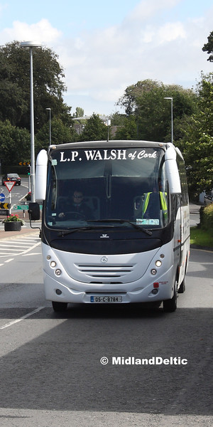 Walsh 05-C-8784, James Fintan lawlor Ave Portlaoise, 02-09-2016