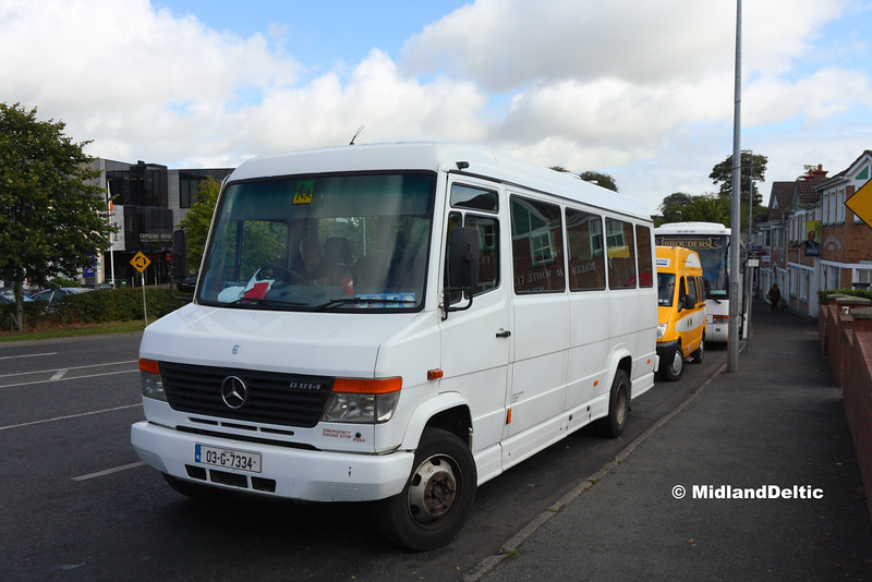 Dervan Coaches 03-G-7334, James Fintan Lawlor Ave Portlaoise, 02-09-2016