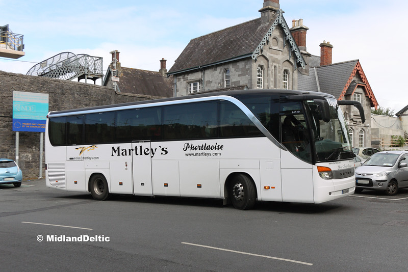 Martley's 06-LS-6159 , Portlaoise Station, 02-09-2016