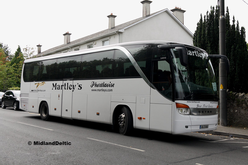 Martley's 06-LS-6159, Portlaoise Station, 02-09-2016