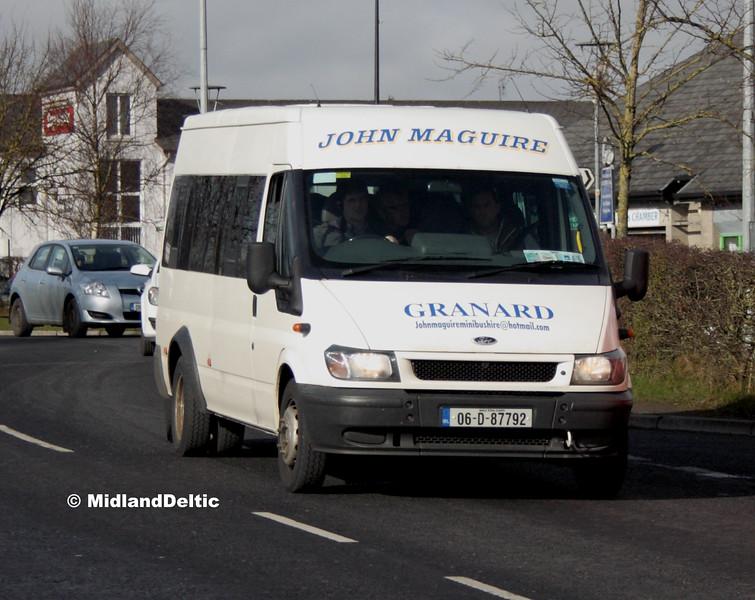 Maguire 06-D-87792, James Fintan Lawlor Ave Portlaoise, 03-03-2016