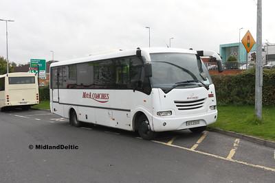 M&A Coaches 07-C-21515, Meehan Court Portlaoise, 04-10-2016