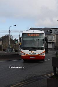 Bus Éireann SC246, Market Place Portlaoise, 05-04-2016