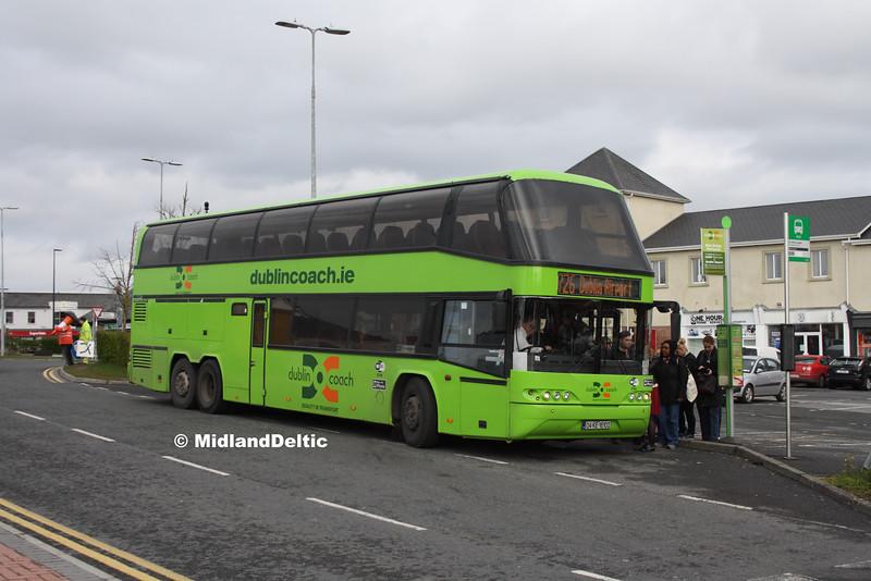 Dublin Coach 04-KE-16102, James Fintan Lawlor Ave Portlaoise, 05-04-2016