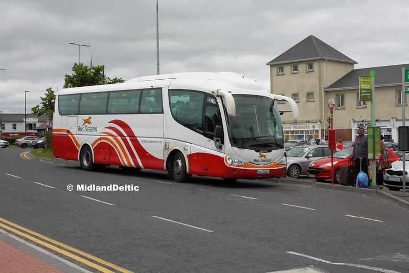 Bus Éireann SP88, James Fintan Lawlor Ave Portlaoise, 05-07-2016
