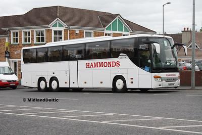Hammonds NH06HAM, James Fintan Lawlor Ave Portlaoise, 05-07-2016