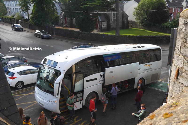 Martley's 04-D-60811, Portlaoise Station, 05-09-2016