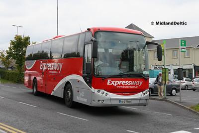 Bus Éireann LC4, James Fintan Lawlor Ave Portlaoise, 05-10-2016