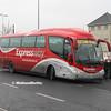 Bus Éireann SP118, James Fintan Lawlor Ave Portlaoise, 05-12-2016