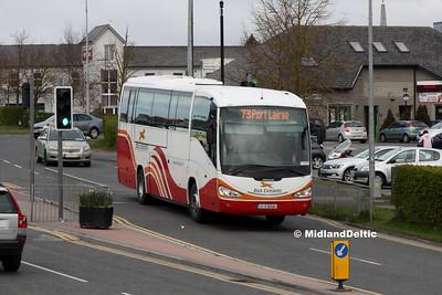 Bus Éireann SC246, James Fintan Lawlor Avenue Portlaoise, 07-04-2016