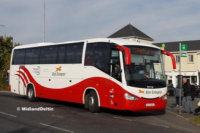 Bus Éireann SC339, James Fintan Lawlor Ave Portlaoise, 11-10-2016