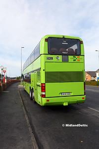 Dublin Coach 04-KE-11330, James Fintan Lawlor Ave Portlaoise, 11-10-2016