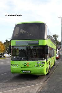 Dublin Coach 04-KE-16116, James Fintan Lawlor Ave Portlaoise, 11-10-2016