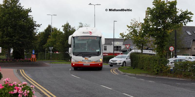 Bus Éireann SP67, James Fintan Lawlor Ave Portlaoise, 13-09-2016