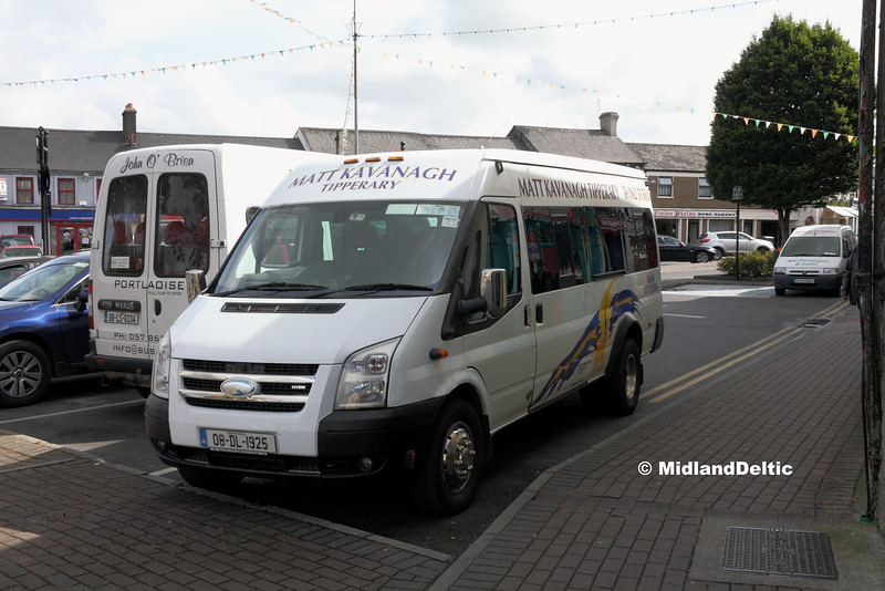 Matt Kavanagh (Tipperary) 08-DL-1925, Market Square Portlaoise, 14-07-2016