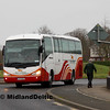 Bus Éireann SC246, Mountmellick Road Portlaoise, 16-02-2016